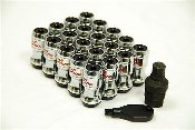 Volk Racing Formula Lug Nut Set 12x1.5 Black