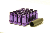 SR48 Open End Lug Nuts
