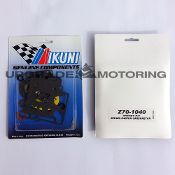 Mikuni 40 PHH Performance Carburetor Gaskets Rebuild Kit #Z70-1040. Genuine Mikuni Replacement Parts. Made in Japan.