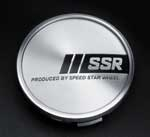 SSR Silver Center Cap